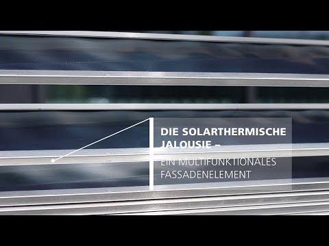 Forschungsprojekt »Arkol« – Flexible Fassadenkollektoren für solare Architektur