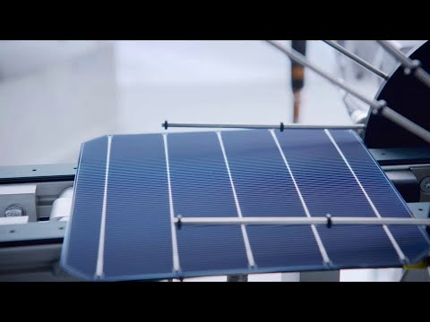 The Fraunhofer Institute for Solar Energy Systems ISE in Profile