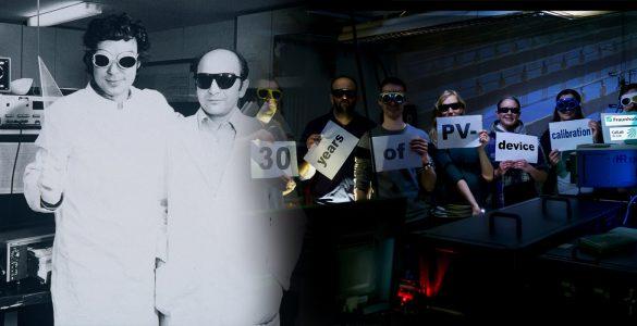 Callab PV Cells: 30 Jahre hochpräzise Messungen in Freiburg