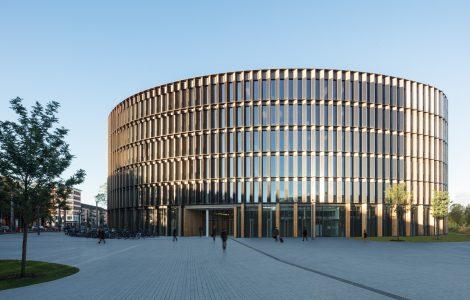 Neues Rathaus Freiburg