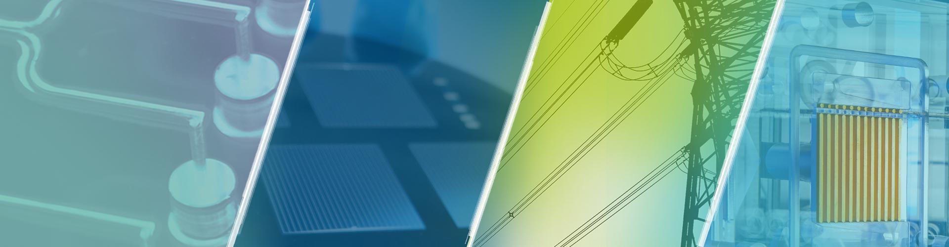 Die 4E: Energieeffizienz, Energiegewinnung, Energieverteilung und Energiespeicherung
