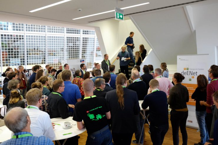 Barcamp Renewables 2018, Sessionplanung