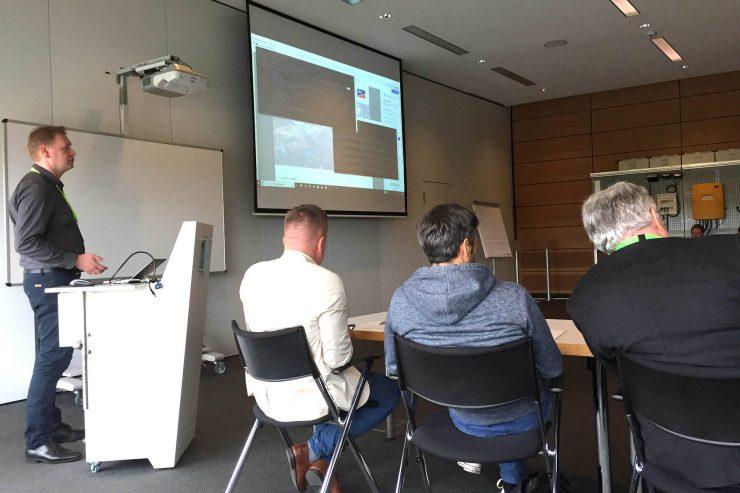 Marek Seeger, Keine Energiewende ohne Cybersecurity, Barcamp Renewables 2018