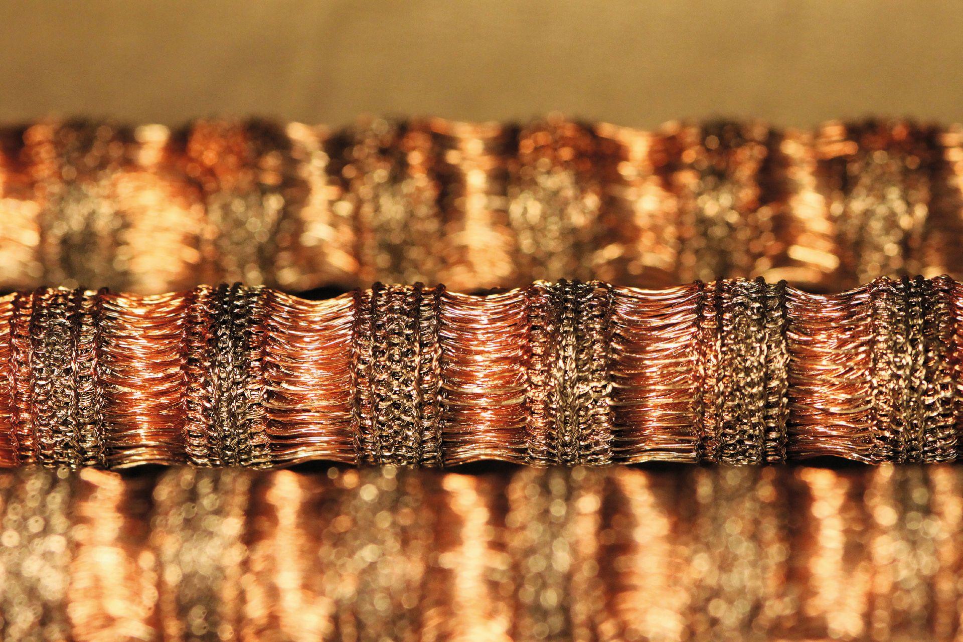 Kupferrundrohr