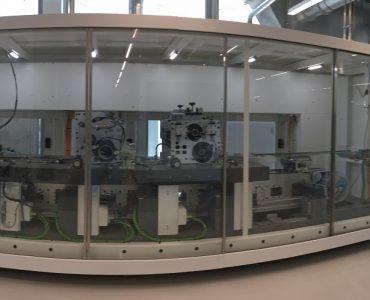 Die Anlage könnte den Durchsatz vieler Produkte in der Elektronikfertigung verdoppeln.