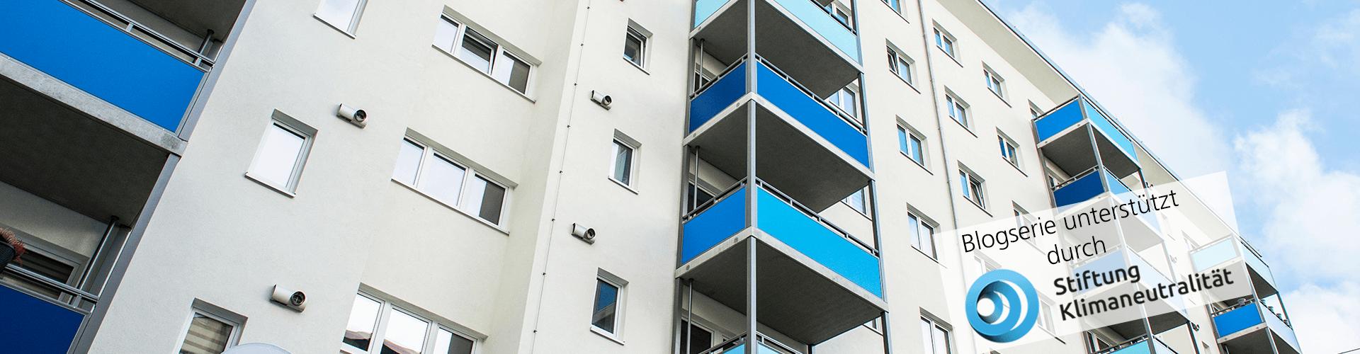 Wärmepumpe in Mehrfamilienhäusern